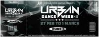 ★ URBAN DANCE WEEK III - INDIA FEB ★