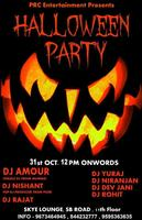 The Halloween Day Party in pune