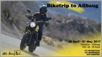 Bike trip to Alibaug - Revdanda Beach Camping