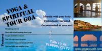 Yoga and Spiritual Tour in Goa