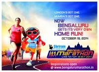 Shriram Properties Bengaluru Marathon - 19th Oct 2014