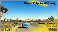 Road Trip to ALibaug - Revdanda beach Camping