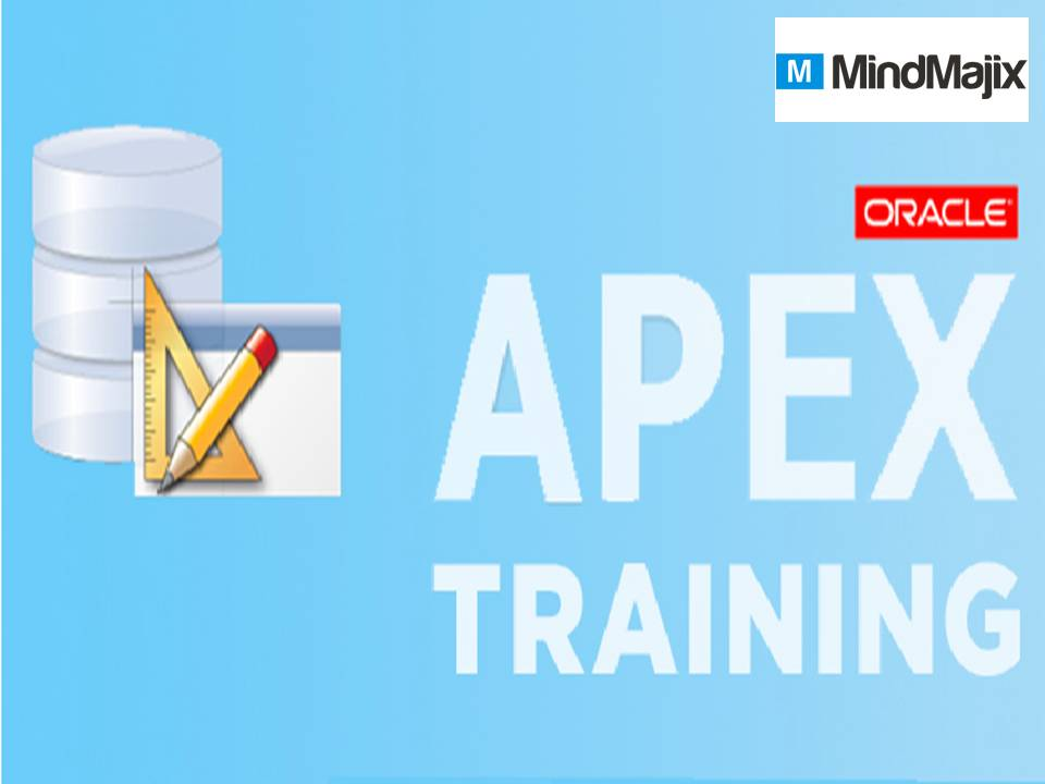Best Oracle Apex Training at Mindmajix