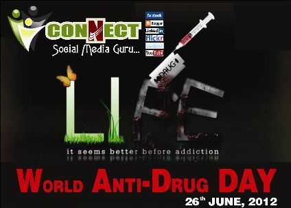 4 Days Anti-Drugs Campaign
