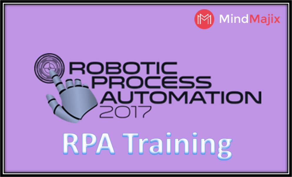 Roboic Process Automation (RPA Tools) Training