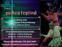 DELHI WORKSHOP classical dance