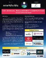 Annual BalloonSat Competition 2013-14