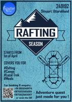Rafting Season by Hipster Lifestyle
