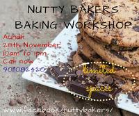 Nutty Bakers Baking Workshop