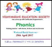 Phonics Teachers Training