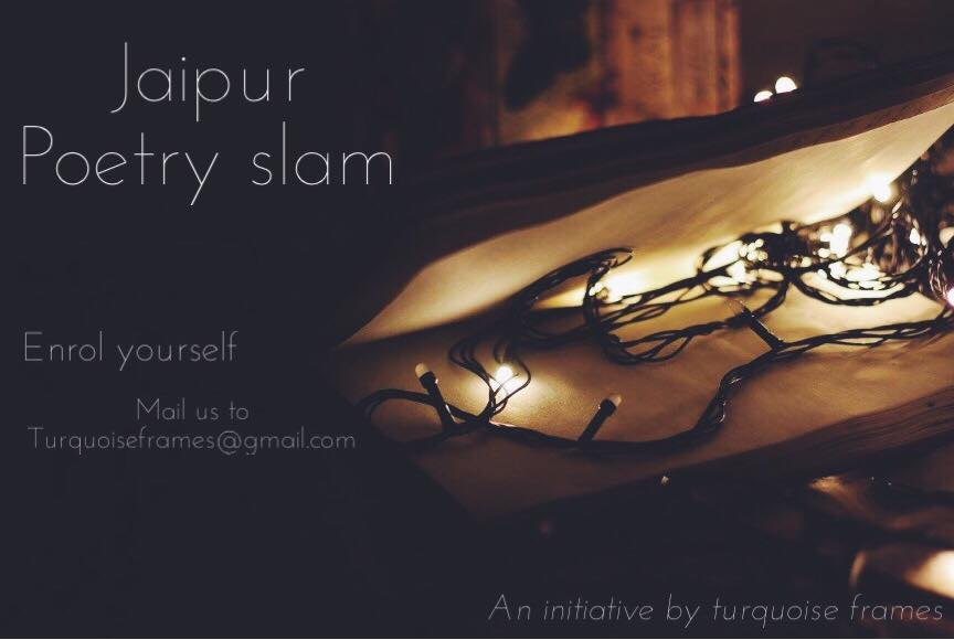 Jaipur poetry slam