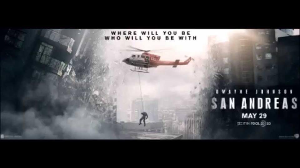 San Andreas (2015) (3D)