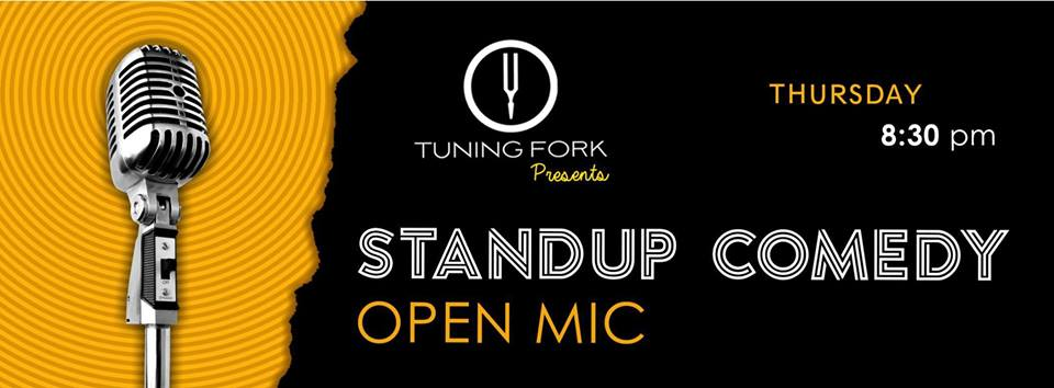 Stand-up comedy : Open Mic