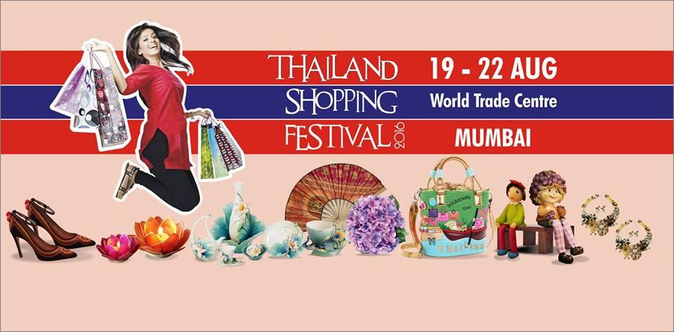 Thailand Shopping Festival 2016 - Mumbai
