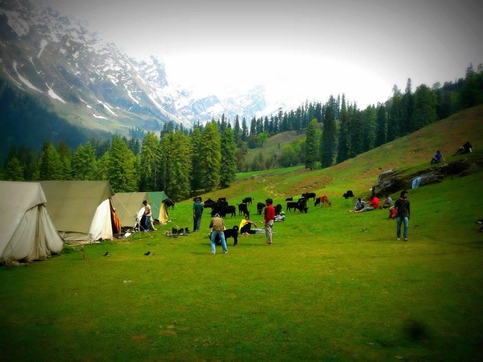 Kheerganga Trek: Trail of Magical Valley
