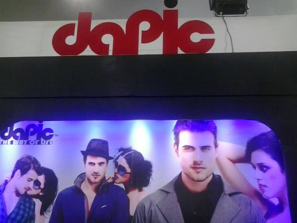 Dapic garment fair