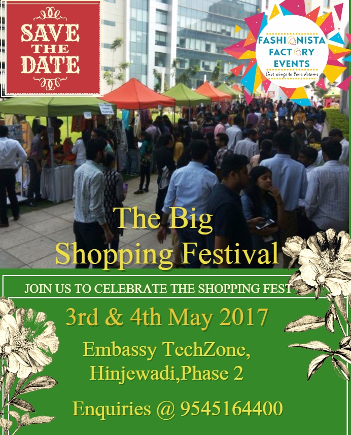 The Big Shopping Festival