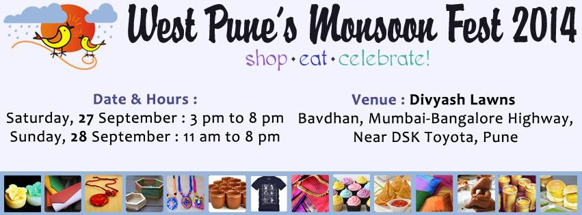 West Pune's Monsoon Fest 2014