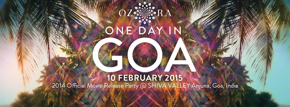 One Day in Goa 2015