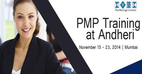 PMP Training at Andheri - Mumbai