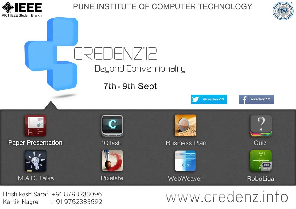 Credenz '12