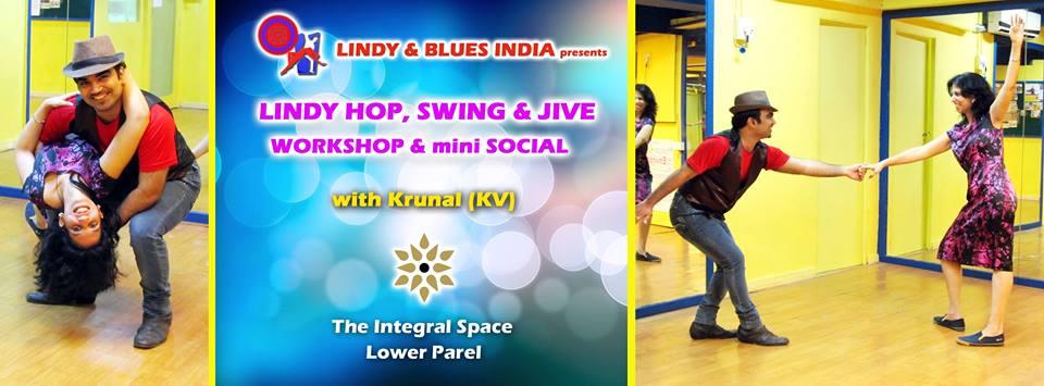 LINDY HOP, SWING DANCE & JIVE