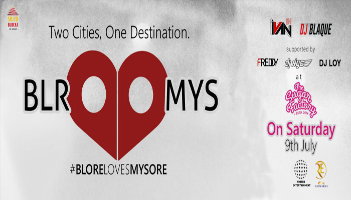 BLR LOVES MYS FT DJ IVAN