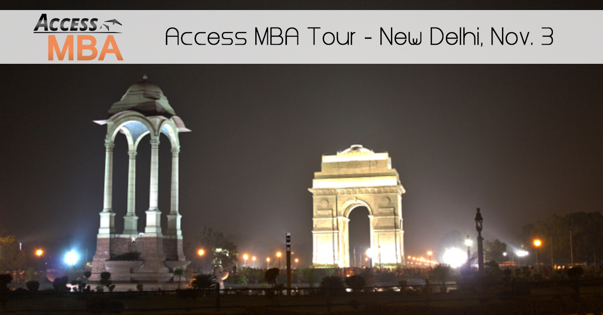 The worldwide leader in One-to-One MBA events is coming to India.