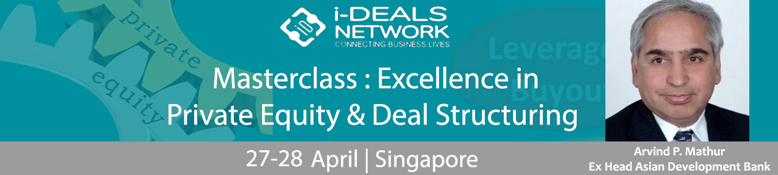 Masterclass Excellence in Private Equity and Deal Structuring