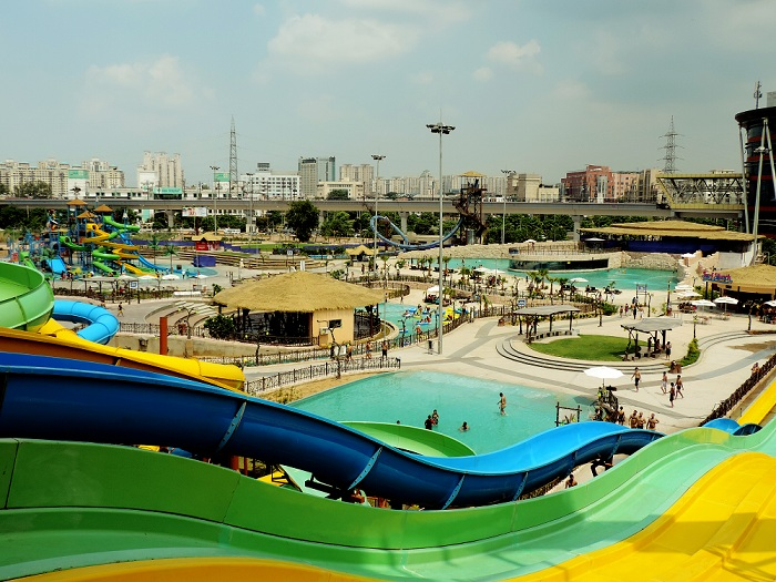 Head to Appu Ghar for a super fun day of water, rides, and adventure!