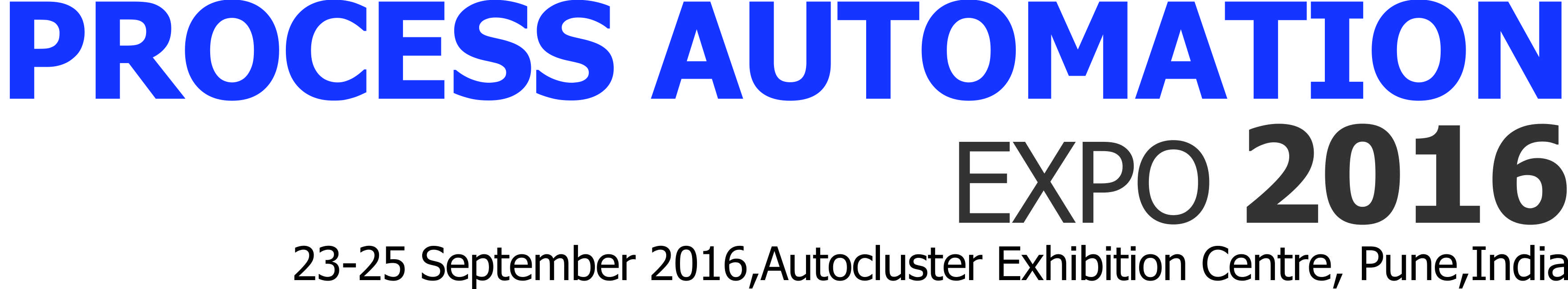 Process Automation Expo -2016