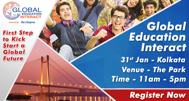 The Chopras - Biggest Global Education Fair 2017 in Kolkata