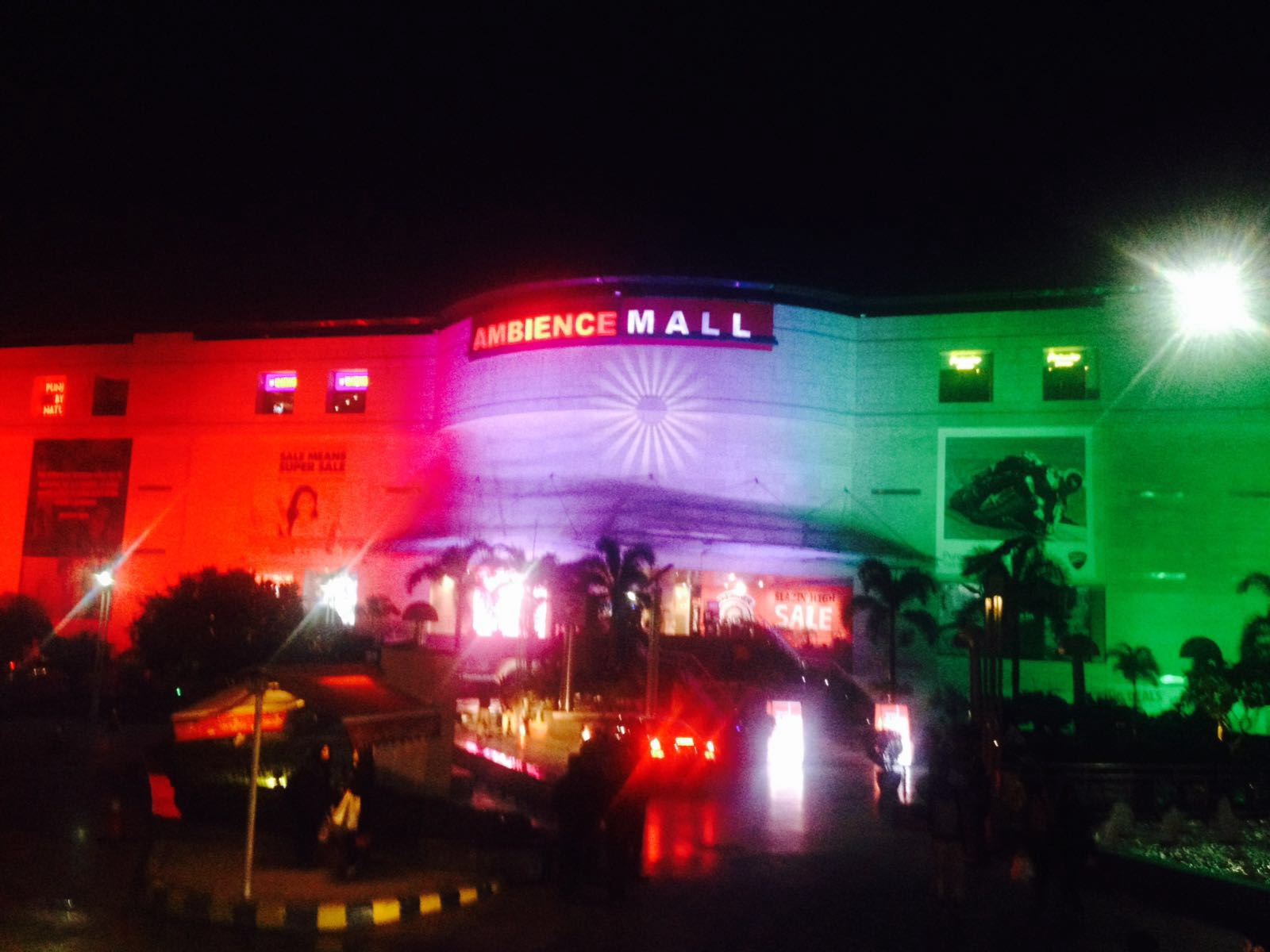 Republic Day Celebration at Ambience Malls