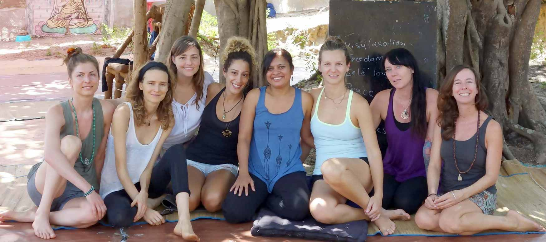 200 Hours Yoga Teacher Training Workshop India