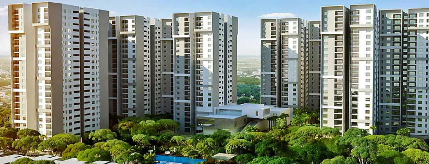 Residential Apartment Sobha Silicon Oasis in Bangalore