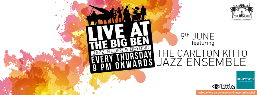 Live Jazz,Blues & Beyonds