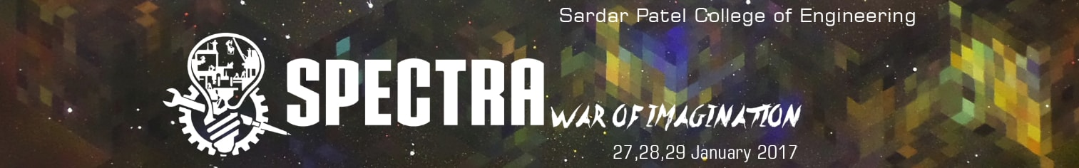 SPECTRA 2017 - War of Imagination