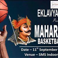 Maharana Pratap Basketball Championship|Sports events in Jaipur