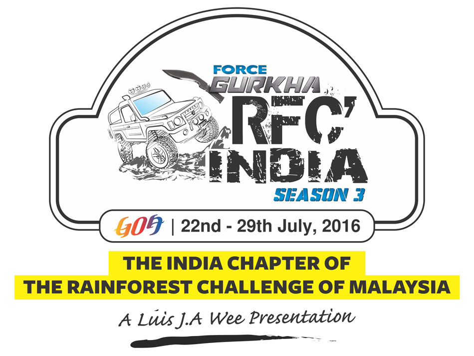 RFC India 2016 (India's biggest international off-road motorsport event), 22-29 July