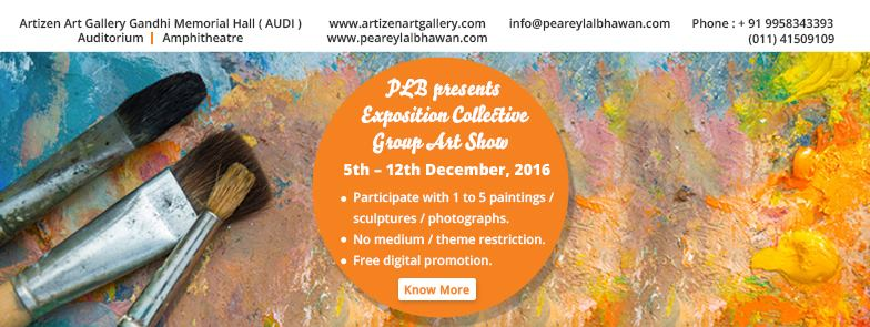 Exposition Collective - A Group Art Show