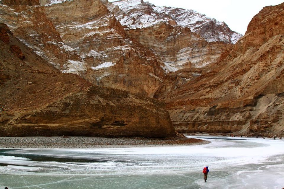 Endure The Frozen River | Chadar Trek