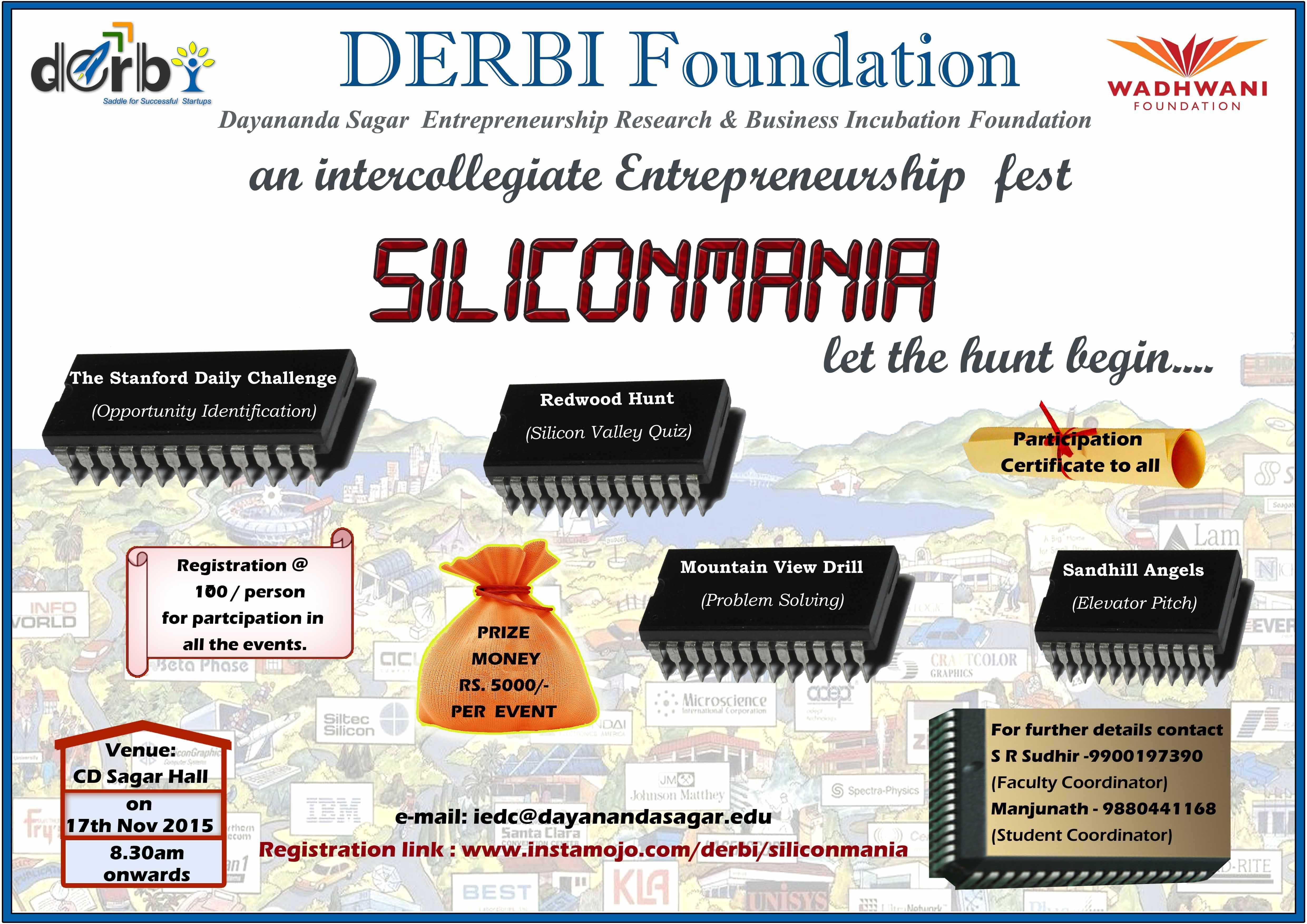 Siliconmania 2015