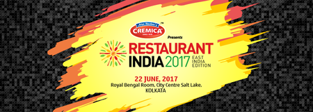 Restaurant India 2017 East India Edition, Kolkata