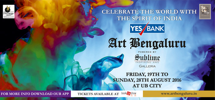 Sublime Galleria presents YES Bank Art Bengaluru 2016