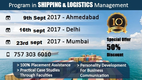 CERTIFICATE PROGRAM IN SHIPPING AND LOGISTICS MANAGEMENT
