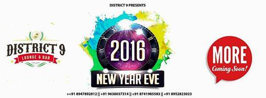 NYE 2016 | DECEMBER 31ST | FEAT. RASLA & AAYUSH | 1PM ONWARDS