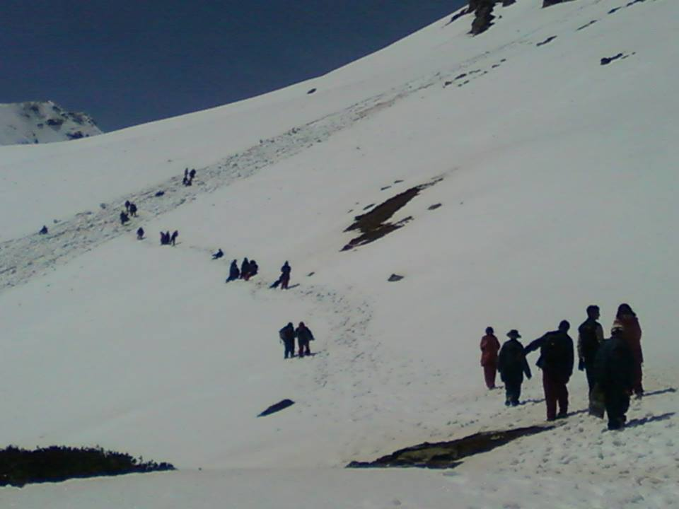 6Days Trek to Manimahesh Lake in Himachal (4 batches) | activities in Himachal|