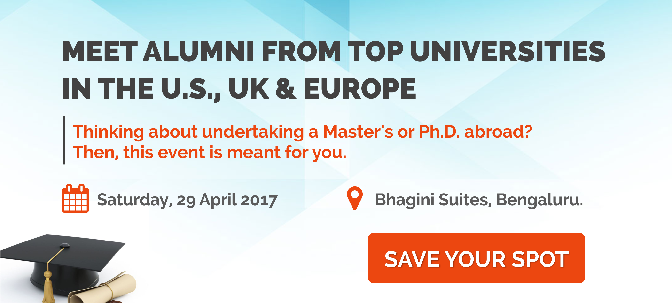 Meet Alumni from Top Universities in the U.S., UK & Europe