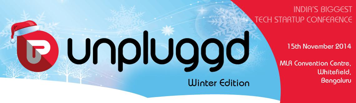 UnPluggd Winter Edition 15th November 2014