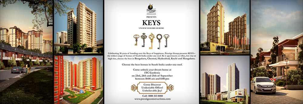 KEYS: A Residential Property Expo by the Prestige Group